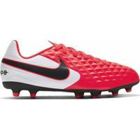 Chuteira Infantil Campo Nike Legend 8 Club