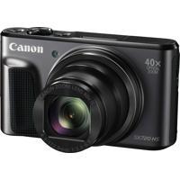 Câmera Digital Canon Sx720 Hs 20Mp/40X/Fhd/Wi-Fi Preta