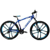 Bicicleta Gts Aro 29 Freio A Disco Câmbio Shimano 21 Marchas Amortecedor E Roda De Magnésio| Gts M1 - Unissex