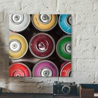 Placa Decorativa - Shake The Can