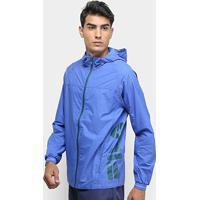 Jaqueta Fila Windbreak Reflex Masculina - Masculino-Azul Royal+Verde