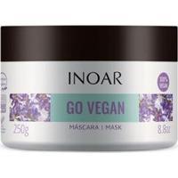 Máscara Capilar Inoar Go Vegan Antifrizz - 250G - Unissex-Incolor