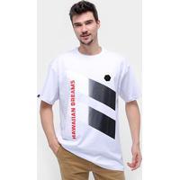 Camiseta Hd Degradê Oversized Masculina - Masculino