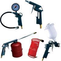 Kit Para Compressor 5 Peças Kt 1000 - Intech Machine