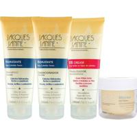 Kit De Shampoo E Condicionador Hidratante Para Cabelos Secosjacques Janine