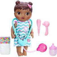Boneca Baby Alive - Negra - Cuida De Mim - C2693 - Hasbro