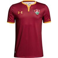 Netshoes  Camisa Fluminense Iii 17 18 S Nº - Torcedor Under Armour  Masculina - Masculino 6935c70112e79
