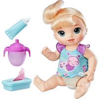 Boneca Baby Alive - Loira - Fralda Mágica - C2700 - Hasbro - Feminino