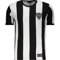 Camisa Atlético Mineiro Retrô 1971 Masculina - Masculino