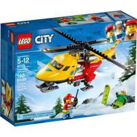 Lego City - Helicoptero De Resgate - 60179