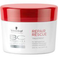 Schwarzkopf Bc Bonacure Repair Rescue Máscara De Tratamento 200Ml