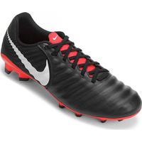 626e4221e9 Netshoes  Chuteira Campo Nike Tiempo Legend 7 Academy Fg - Unissex