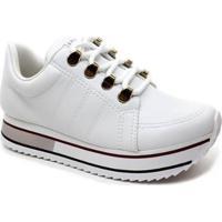 Sneaker Ramarim - Feminino-Branco