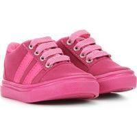 Tênis Infantil Danguinho My Star Feminino - Feminino-Pink
