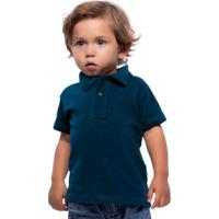 Camisa Polo Azul Marinho