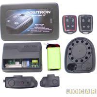 Alarme Para Caminhões - Pósitron - Cyber Tx2009 - Com Sirene E Sensor De Presença - Cada (Unidade) - 010.728.000