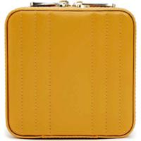 Wolf Maria Jewellery Case - Amarelo