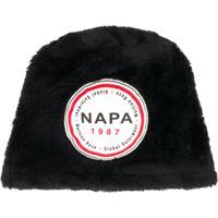 Napa By Martine Rose Gorro Com Patch De Logo - Preto