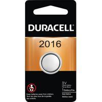 Bateria Duracell De Lithium Botão Cr2016 3V Com 1 Unidade