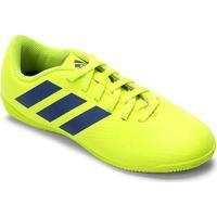 0a64371baa Netshoes  Chuteira Futsal Infantil Adidas Nemeziz 18.4 In - Masculino