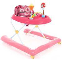 Andador Voyage Baby Step Rosa Imp01531