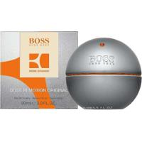 Boss In Motion De Hugo Boss Eau De Toilette Masculino 90 Ml
