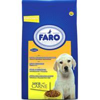 Ração Para Cães Faro Filhotes Sabor Carne 1Kg