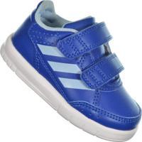 Tênis Adidas Aranha Azul - MuccaShop b8a881217adb6