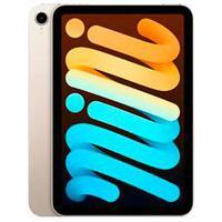 Ipad Mini Branco Com Tela De 8,3, Wi-Fi 64 Gb E Processador A15 Bionic - Mk7P3Bz/A