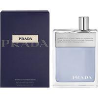 Perfume Masculino Amber Pour Homme Prada Eau De Toilette 100Ml - Masculino