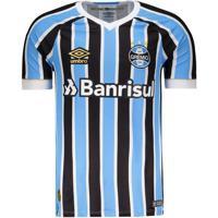 Camisa Umbro Grêmio I 2018 Nº 7