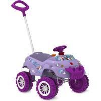 Carro Frozen Disney Passeio & Pedal