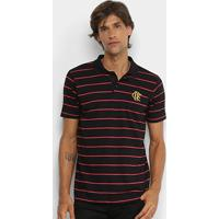 fad7636e5b3c8 Netshoes  Camisa Polo Flamengo Adt Masculina - Masculino