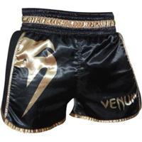 Shorts Muay Thai Venum Giant Spirit Sub Masculino - Masculino