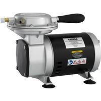 Mini Compressorde Ar De Diafragma G2815Br 1/3 Hp Bivolt, Ideal Para Limpeza De Objetos, Inflagem De Balões E Pinturas - Gamma