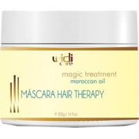 Máscara Widi Care Magic Treatment Moroccan Oil De Tratamento 500G - Unissex-Incolor