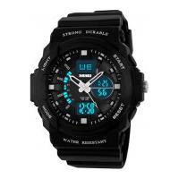 Relógio Skmei Infantil -0955- Preto E Branco