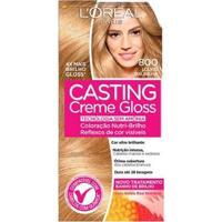 Coloração Casting Creme Gloss L?Oréal Paris ? Tons Claros 800 Louro Baunilha - Unissex-Incolor