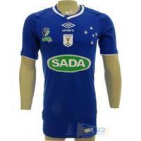 Camisa Cruzeiro Sada Mg Umbro Volei Royal - Olympikus