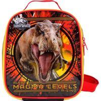Lancheira Térmica Jurassic World Alert!