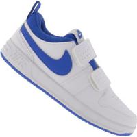 Tênis Nike Pico 5 - Infantil - Branco/Azul