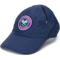 Ralph Lauren Kids Boné Wimbledon - Azul