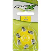 Bateria Auditiva Pr70 Cartela Com 6 Unidades Flex