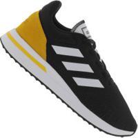 Tênis Adidas Run70S - Masculino - Preto/Amarelo Esc