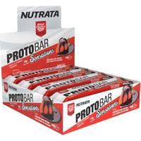 Barra Proto Bar 8 Unidades De 70G Nutrata - Unissex