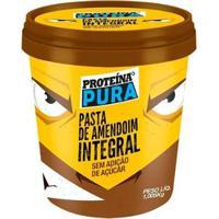 Pasta De Amendoim 1,005Kg Albumina De Chocolate - Unissex