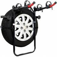 Suporte Veicular Para Estepe Porta Malas Altmayer Al-246 Transbike 2 Bicicletas - Unissex