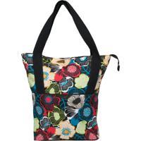 Shopping Bag Source - Alfabia - Estampado - Altura 40 Cm X Largura 37 Cm X Comprimento 10 Cm