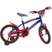 Bicicleta Infantil Aro 16 Rharu Tech Spy - Masculino