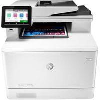 Multifuncional Hp Laserjet Pro, Laser, Colorida, Wi-Fi, 110V - M479Fdw